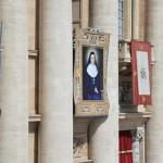 Francisco canoniza quatro novas santas para a Igreja