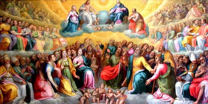 Reflexão Bíblica - Dia de Todos os Santos - Ano B - 04.11.2018