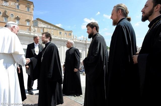 Igrejas Católica e Ortodoxa Russa intensificam intercâmbio