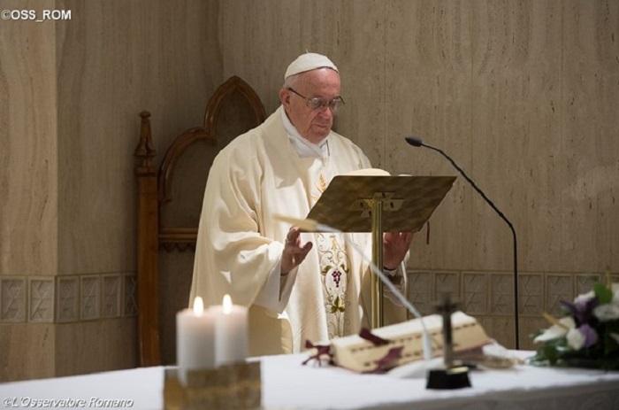 Papa: vencer a indiferença e construir a cultura do encontro