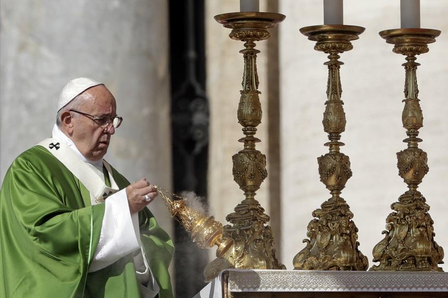 Papa: o cristão é chamado a fazer a história