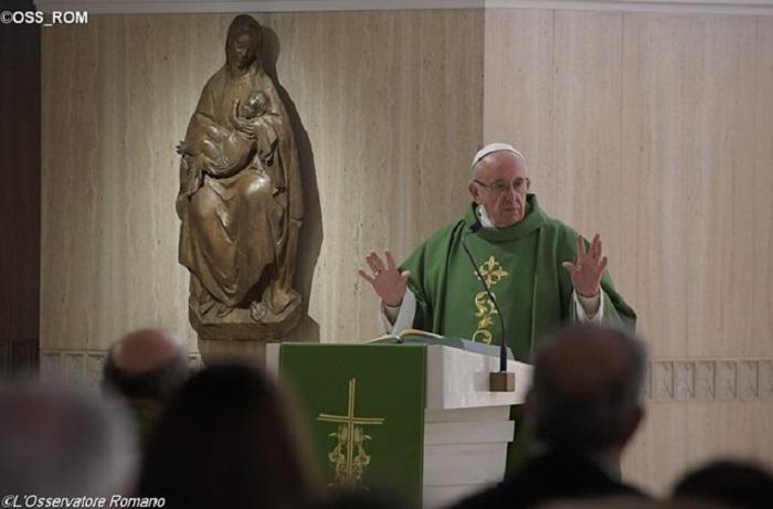 Fomos escolhidos, sonhados e perdoados por Deus, afirma o Papa