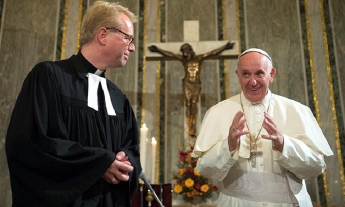 """""""Papa Francisco em Lund? Um grande passo"""""""