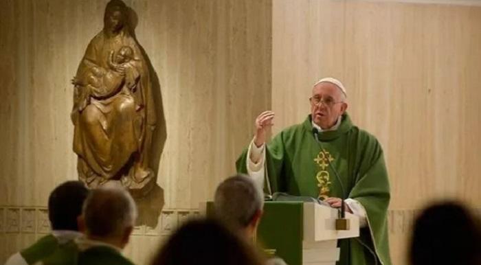 Com o diabo não se dialoga, adverte o Papa Francisco