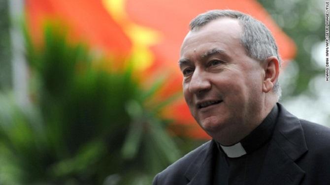 Cardeal Parolin e o esforço diplomático vaticano pela paz