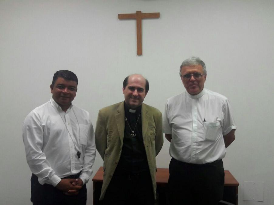 Padre Joãozinho assume comissão teológica do I ACCOM