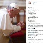 "Mons. Ruiz: Papa nas redes sociais,""ampliar o ministério petrino"""
