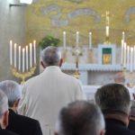 O perdão dos pecados e a unidade, temas a meditar nos exercícios espirituais