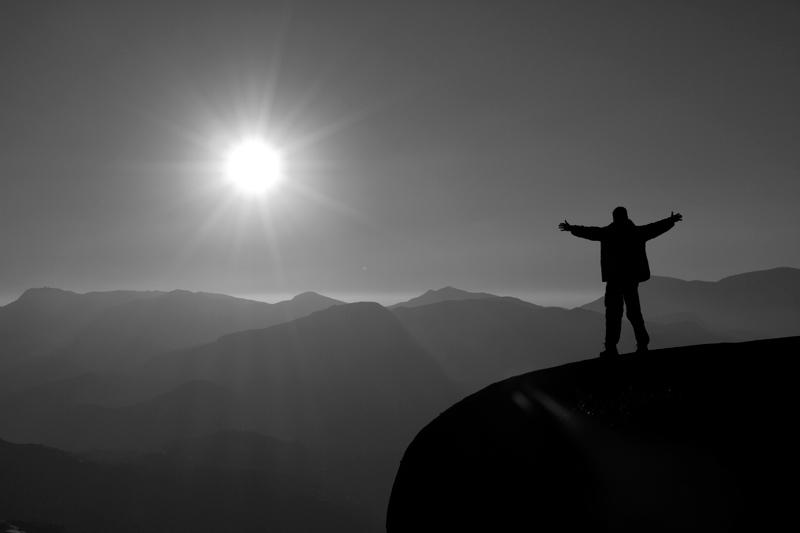 Subir a montanha