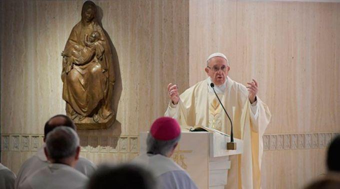 Papa incentiva os jovens a assumir grandes desafios, como fez São José