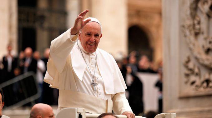 Papa Francisco: Cristo é o irmão forte que cuida de nós