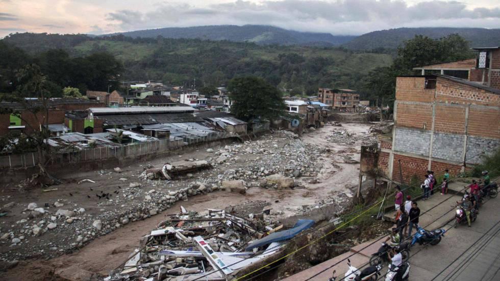 Papa deve visitar cidade colombiana devastada pelas chuvas em abril