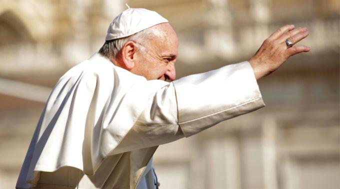 A saudação que o Papa Francisco propõe aos cristãos para o dia de Páscoa