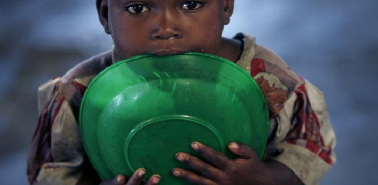 Segundo a FAO, 20 milhões podem morrer de fome