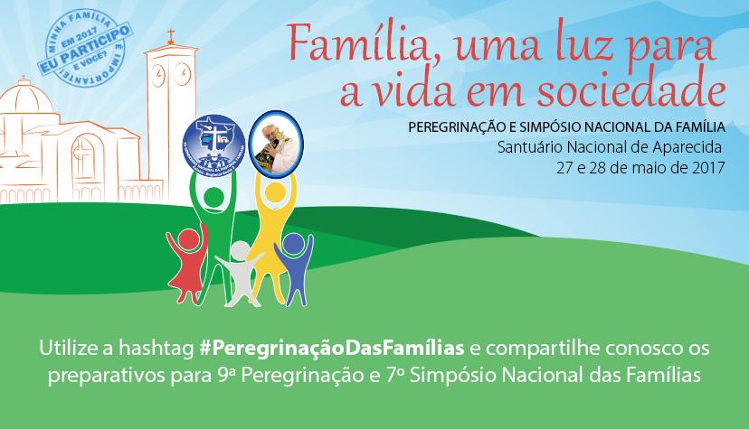 Santuário Nacional receberá famílias e agentes da Pastoral Familiar