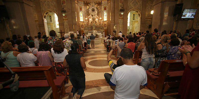 Brasil é o país com maior número de católicos, revelam estatísticas da Igreja