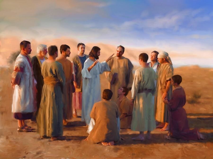 Discípulos do Crucificado-Ressuscitado