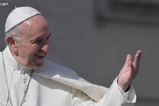 Papa na Audiência: cristãos sejam semeadores de esperança