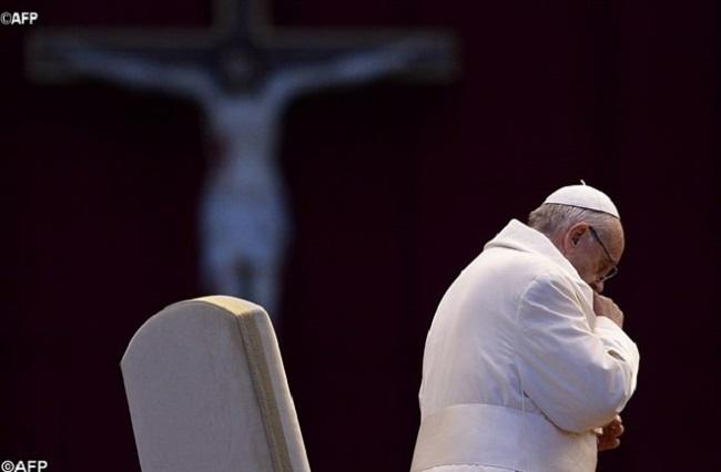 Papa tuíta sobre a misericórdia: nela há sempre uma plenitude, diz Dom Zuppi