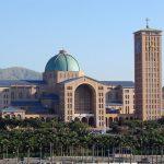 Inauguração da cúpula central será marco dos 300 anos de Aparecida