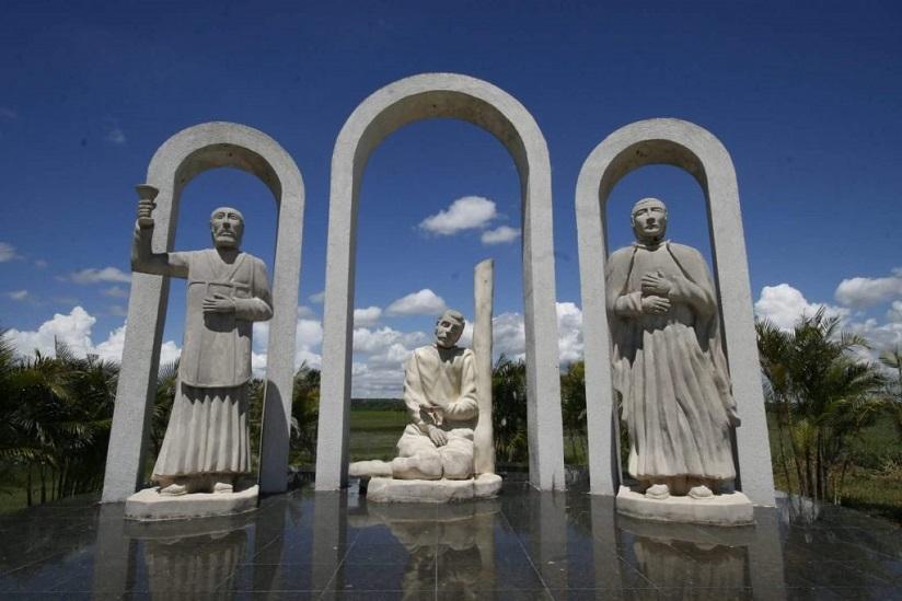 Mártires brasileiros serão canonizados pelo Papa neste domingo