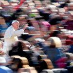 Papa: o paraíso é o abraço com Deus, Amor infinito
