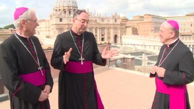 Presidência da CNBB se encontra com o Papa no Vaticano