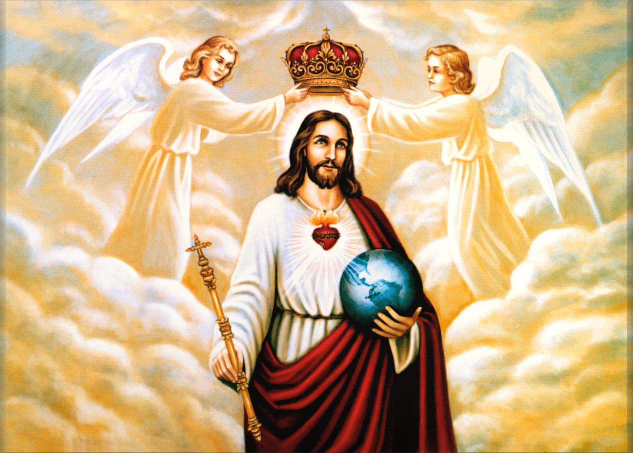 REFLEXÃO BÍBLICA - JESUS CRISTO REI DO UNIVERSO - ANO A - 26.11.2017