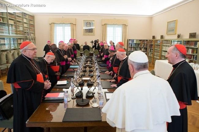 Papa cria seção especial da Secretaria de Estado: para os Núncios
