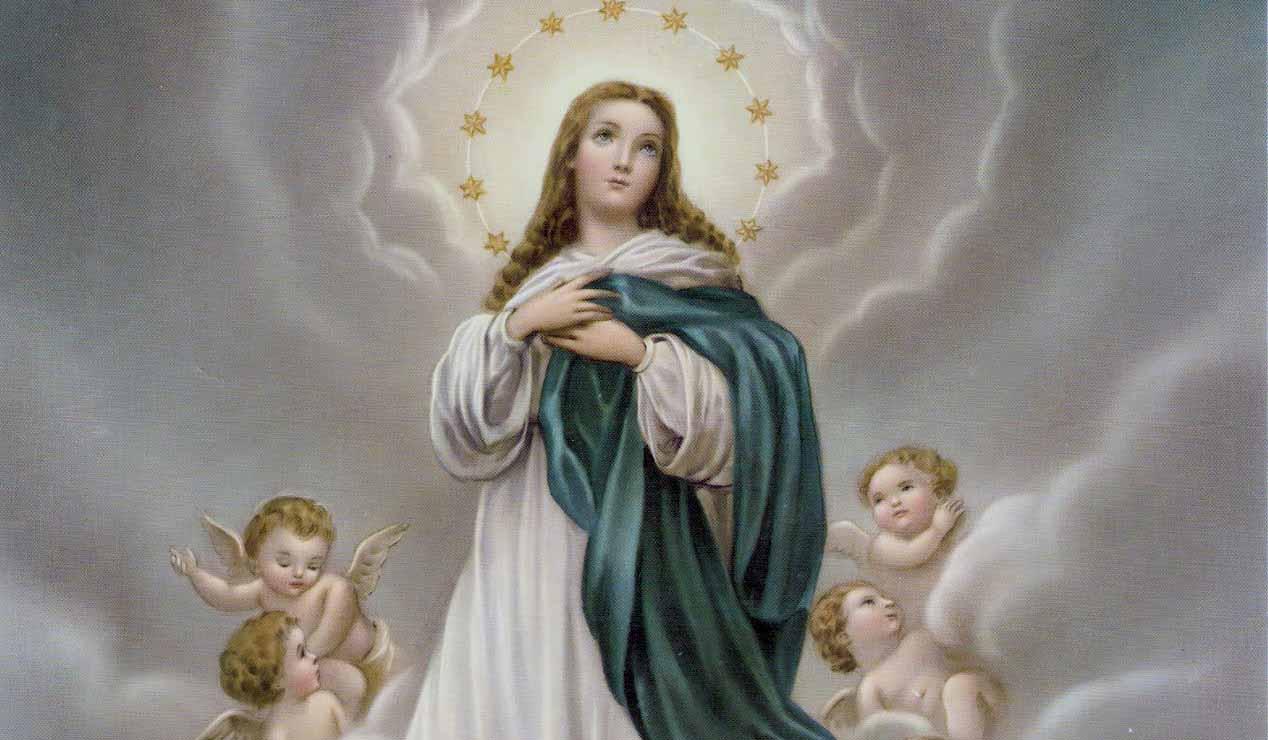 REFLEXÃO  BÍBLICA - IMACULADA CONCEIÇÃO DE MARIA - Ano A - 08.12.2017