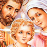 REFLEXÃO BÍBLICA – SAGRADA FAMÍLIA JESUS – MARIA – JOSÉ – Ano B – 31.12.2017