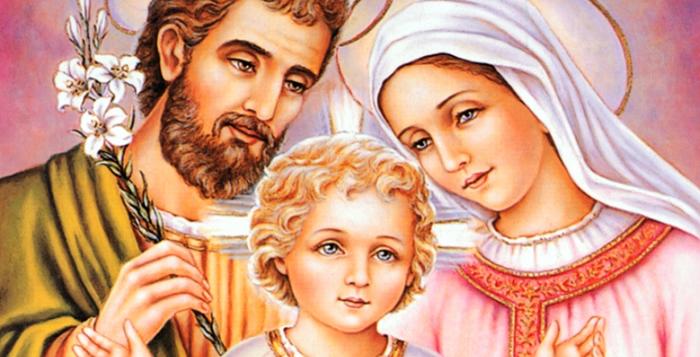 REFLEXÃO BÍBLICA - SAGRADA FAMÍLIA JESUS - MARIA - JOSÉ - Ano B - 31.12.2017