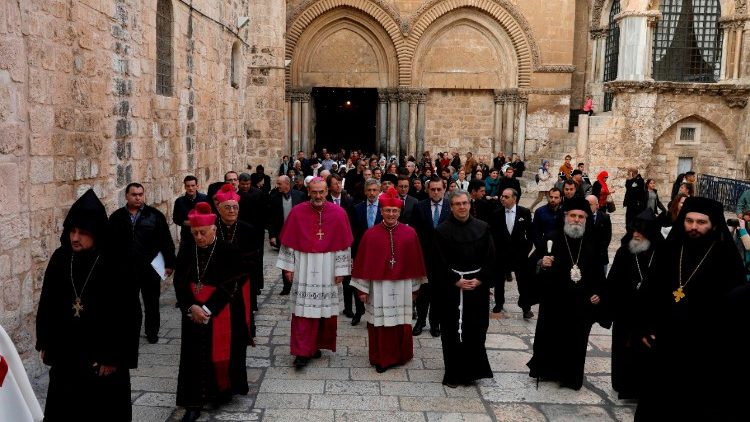Jerusalém: líderes religiosos, manter status quo da Cidade Santa