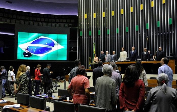 Casas legislativas homenageiam Campanha da Fraternidade