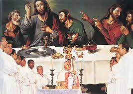 Reflexão Bíblica - Corpus Christi - Ano B - 31.05.2018