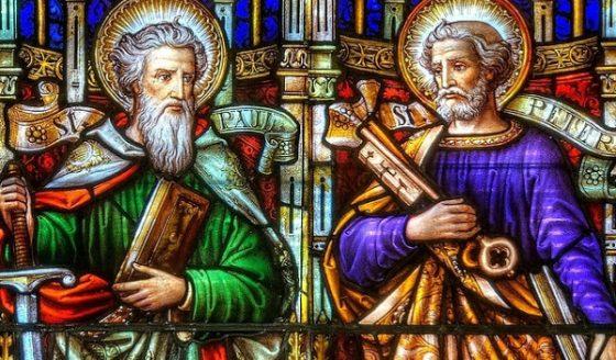 São Pedro e São Paulo, Apóstolos . Solenidade