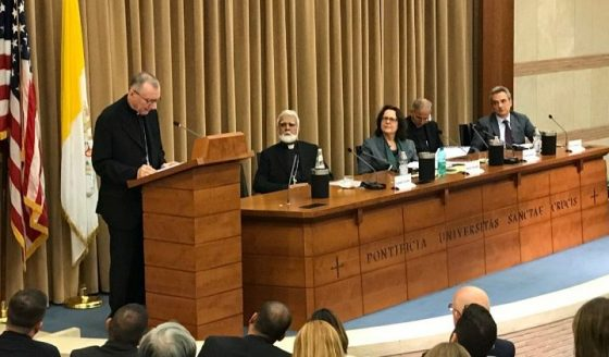 Cardeal Parolin: Santa Sé na defesa da liberdade religiosa