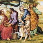 Reflexão Bíblia – 17º. Domingo do Tempo Comum – Ano B – 29.07.2018