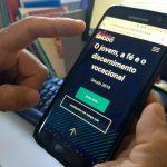 Comissão lança hotsite #Conectados no Sínodo com informações, em tempo real, sobre o Sínodo 2018
