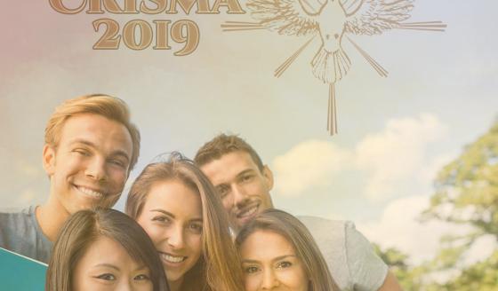 Inscrições para CRISMA 2019
