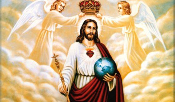 Reflexão Bíblica - Jesus Cristo Rei do universo - Ano B - 25.11.2018