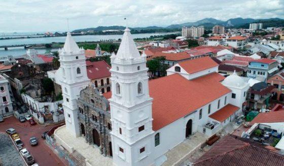 Governo entrega Catedral restaurada que será consagrada pelo Papa na JMJ Panamá 2019
