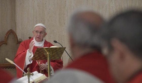 Papa: anunciar Cristo não é marketing, mas coerência de vida