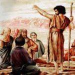 Reflexão Bíblica – 2º Domingo do advento – 09.12.2018