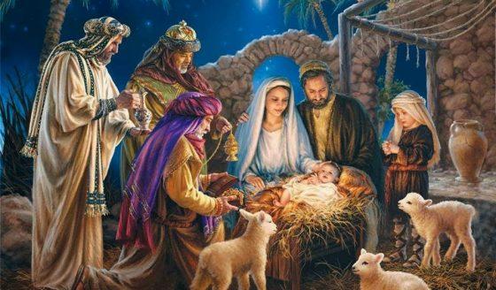 Reflexão Bíblica - Natal do Senhor - 25.12.2018