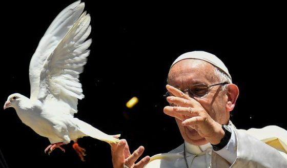 Papa: a boa política está ao serviço da paz