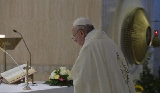 Papa Francisco: que o Espírito Santo seja o protagonista da nossa vida