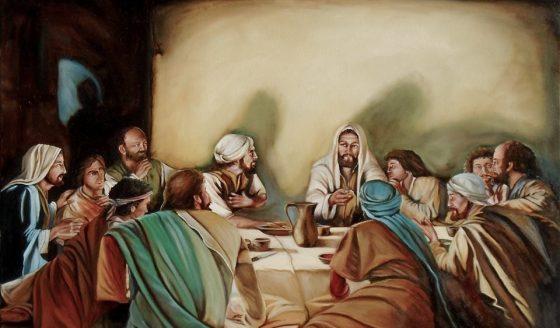 Reflexão Bíblica - Ceia do Senhor - 18.04.2019