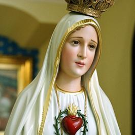 Festa da Padroeira Nossa Senhora de Fátima