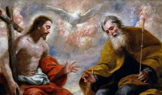 Reflexão Bíblica - Santíssima Trindade - 16.06.2019